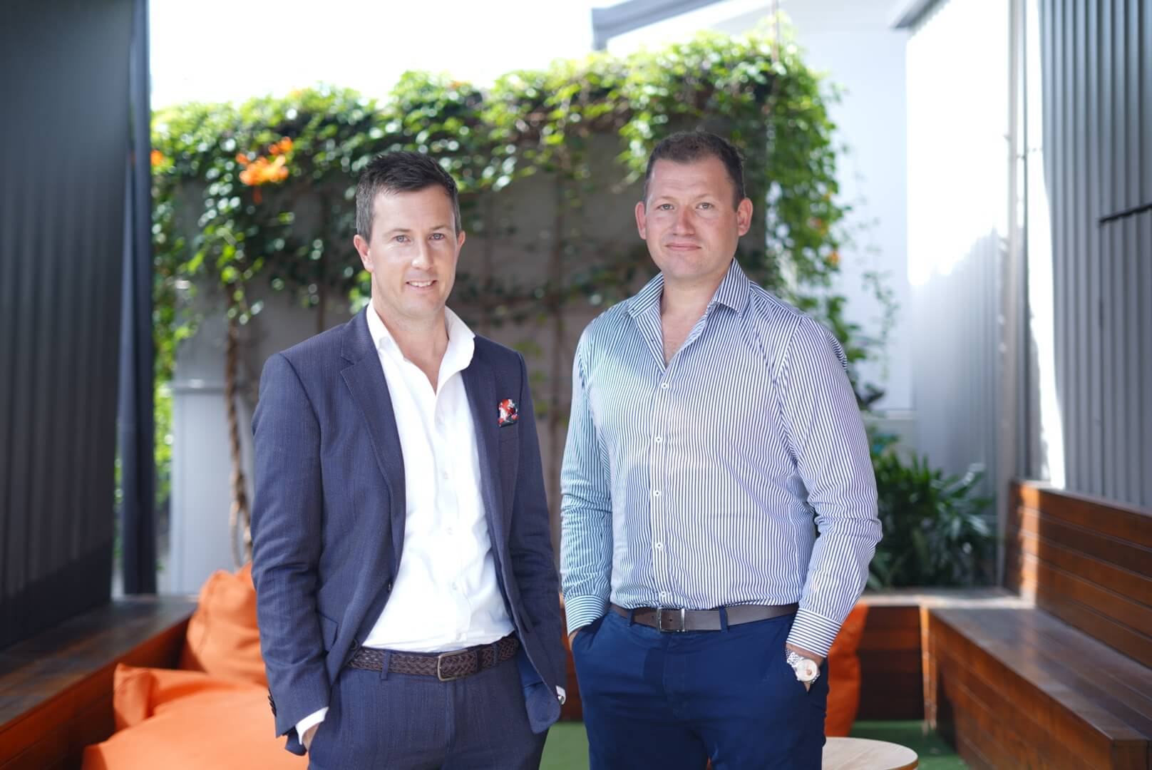 New partnership in real estate