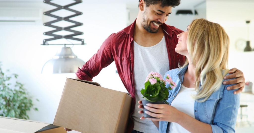Queensland first homeowners making their move